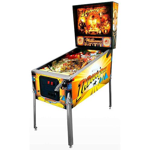 Indiana Jones Pinball Machine (1993) by Williams