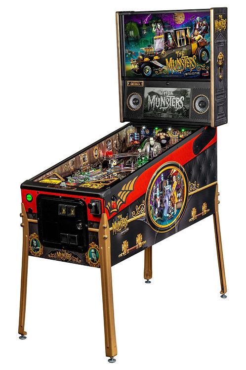 Munsters Pinball Machine Pro, Premium