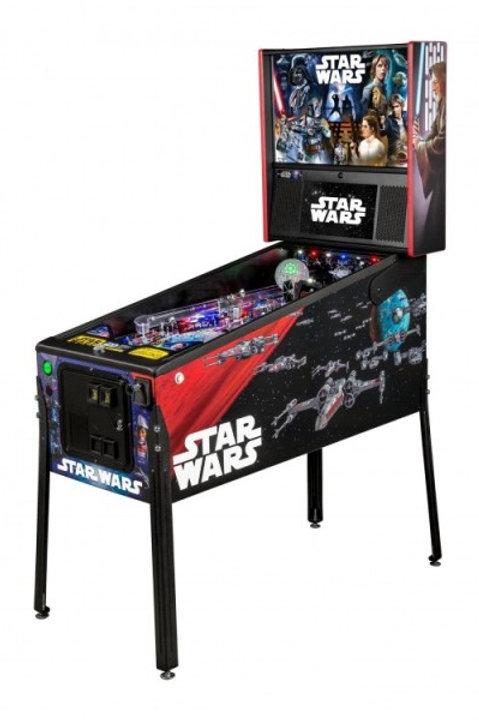 Star Wars by Stern Pinball