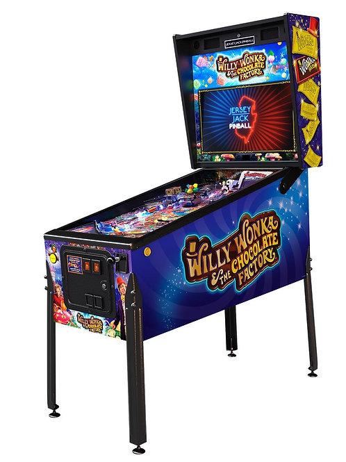 Willy Wonka by Jersey Jack Pinball
