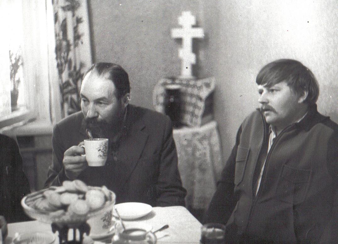 Николай Федорович и Владимир Николае