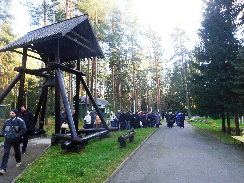 Левашовское кладбище   2016 г.
