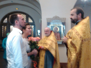 Свадьба Никиты и Евгении