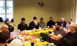 Гости  из Екатеринбурга