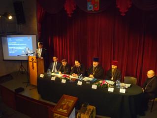 """Конференция """"Церковная практика помощи нарко и алкозависимым"""""""