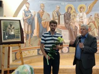 Поздравляем с хиротонией диакона Сергея Паламодова