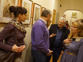 Выставка Андрея Блинова