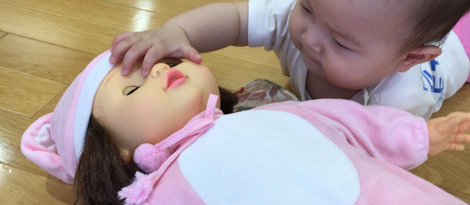 「脳の発達から赤ちゃんの行動を紐解こう♬」講座案内