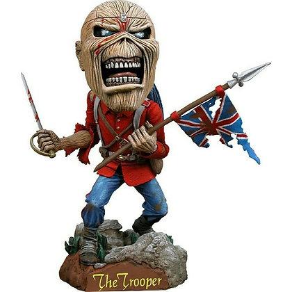 THE TROOPER Iron Maiden HeadKnocker NECA