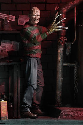 "FREDDY KRUEGER A Nightmare On Elm Street Parte 2 Ultimate 7"" NECA"