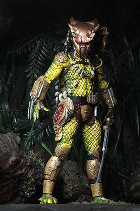 """PREDATOR ELDER (The Golden Angel) Ultimate 7"""" NECA"""