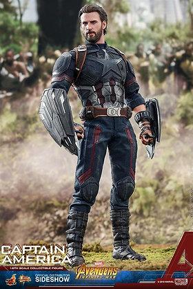 Capitán América: Infinity War Figura Escala 1/6 HOT TOYS