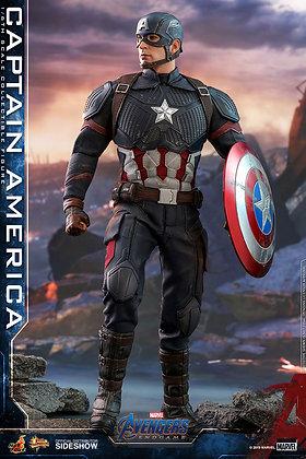 CAPITÁN AMÉRICA Avengers End Game , Figura Escala 1/6  HOT TOYS