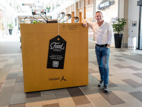 HAWAIIAN'S GIVING BOX APPEAL SEES RECORD CONTRIBUTIONS FROM WEST AUSTRALIANS