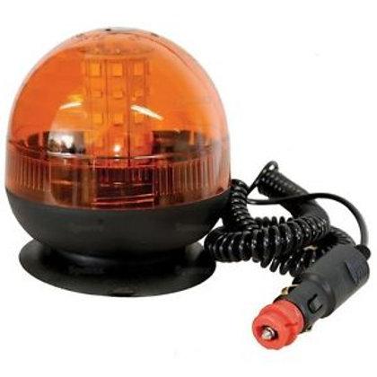 Lampeggiante LED 12/24V Magnetico (ECE Reg 10 / IP55)