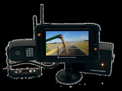 Telecamere Retromarcia Digitali (Wireless) LUDA FARM
