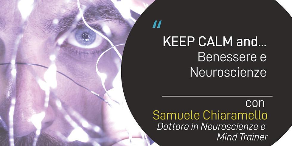 I GIOVEDI DI ASCEIPA: KEEP CALM AND… Benessere e Neuroscienze - EVENTO GRATUITO