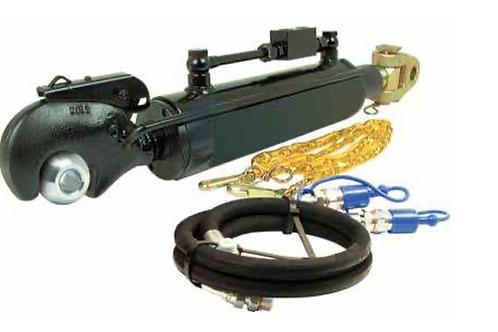 Terzo Punto Idraulico (Cat. 2/2) Snodo e CBM Sgancio Rapido, Diametro Int. Cilin