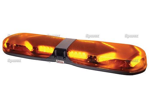Barra Aerolite - LED - 4 Bullone, Lunghezza: 770mm, Tensione: 12/24V.