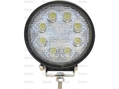 LED Faro da lavoro, CISPR 25: Class 3, 1600 Raw Lumens