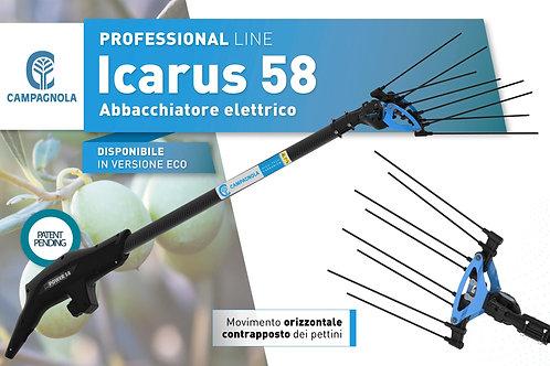 Abbacchiatore elettrico Campagnola Icarus 58
