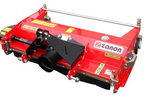 ZANON Ryder tractor – trinciaerba e sarmenti per trattorini frontali