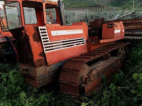 FIAT AGRI 95-55 Trattore Cingolato Usato