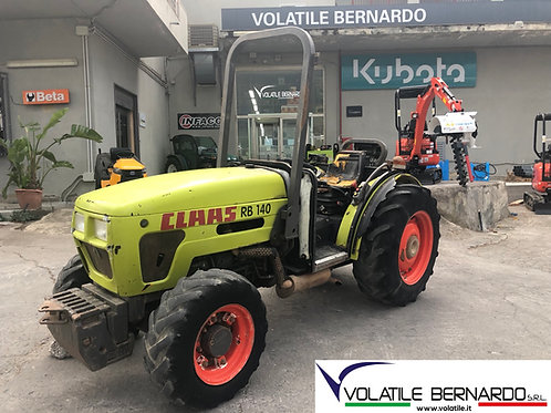 Claas Rb 140 Trattore Usato