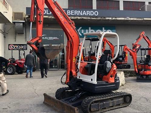 KUBOTA U35-3ALPHA3 Mini Escavatore Usato