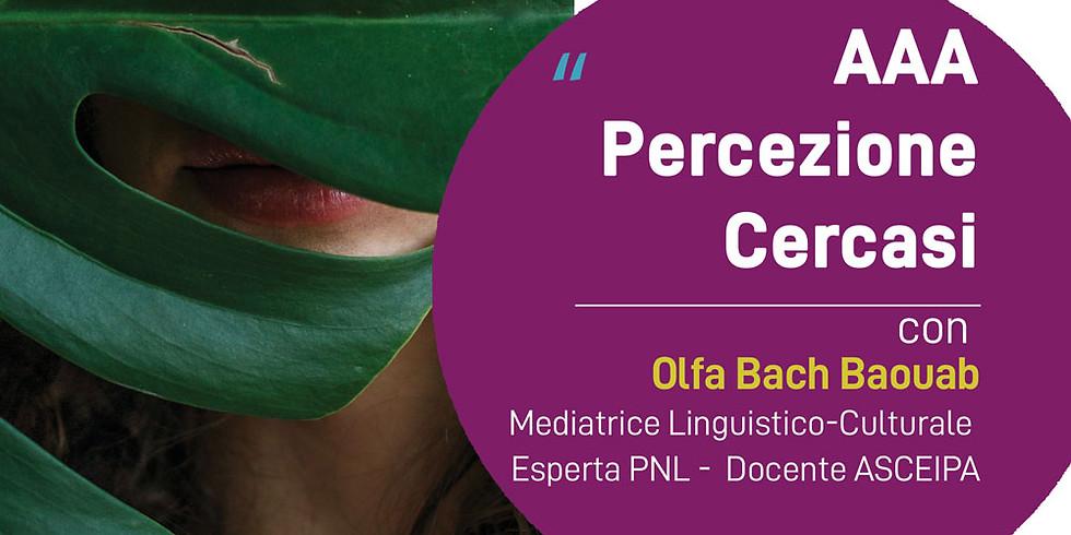 """AAA Percezione Cercasi"" - I Giovedi di ASCEIPA - Free online event"