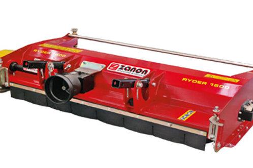 ZANON Ryder 1400 ISEKI Trinciaerba e sarmenti per trattorini frontali