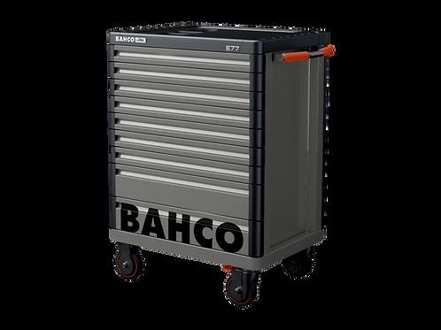"""Carrello bahco per utensili Storage HUB E77 Premium, 26"""", con 9 cassetti"""