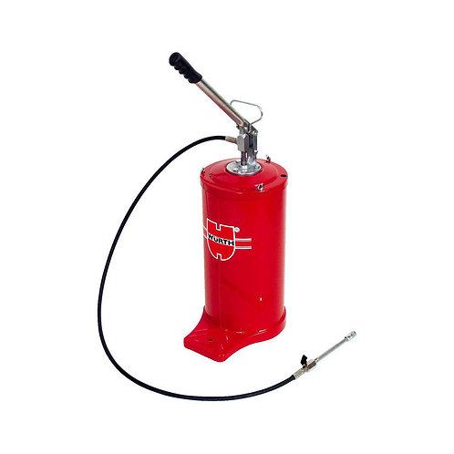 Ingrassatore con pompa manuale