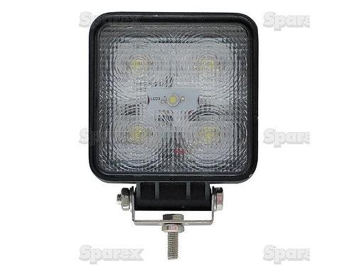 LED Faro da lavoro, CISPR 25: No, 1800 Raw Lumens SPAREX