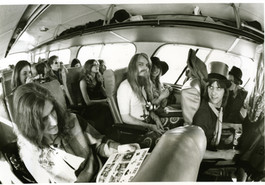 Mad Dogs and Englishmen Bus with Gram Parsons