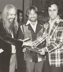 Leon, Willie Nelson, and Charlie Monk
