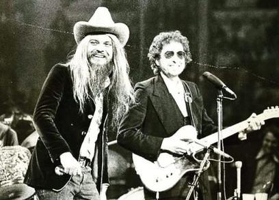 Leon and Bob Dylan