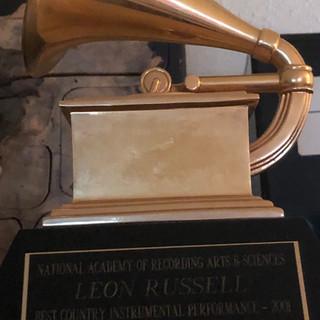 "2002 Best Country Instrumental Performance Grammy Award for ""Foggy Mountain Breakdown"""