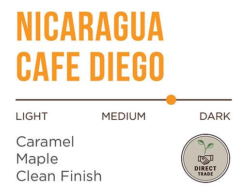 Nicaragua Cafe Diego