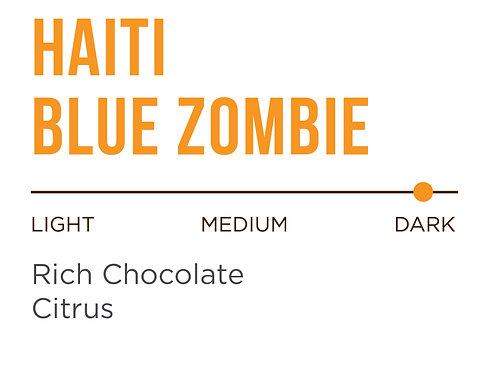 Haiti Blue Zombie