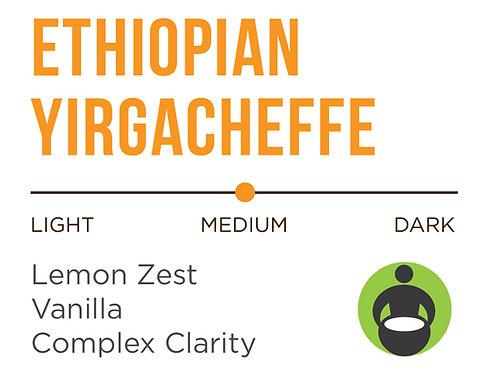 Ethiopian Yirgacheffe Yirg Z
