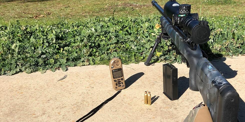 Long Range Shooting Course - ACT (2x Day)