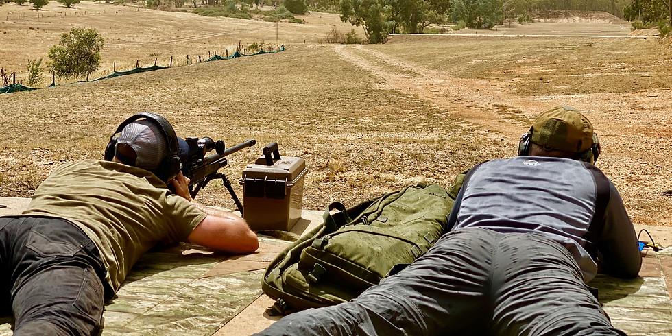 Long Range Shooting Course - VIC (2x Days)