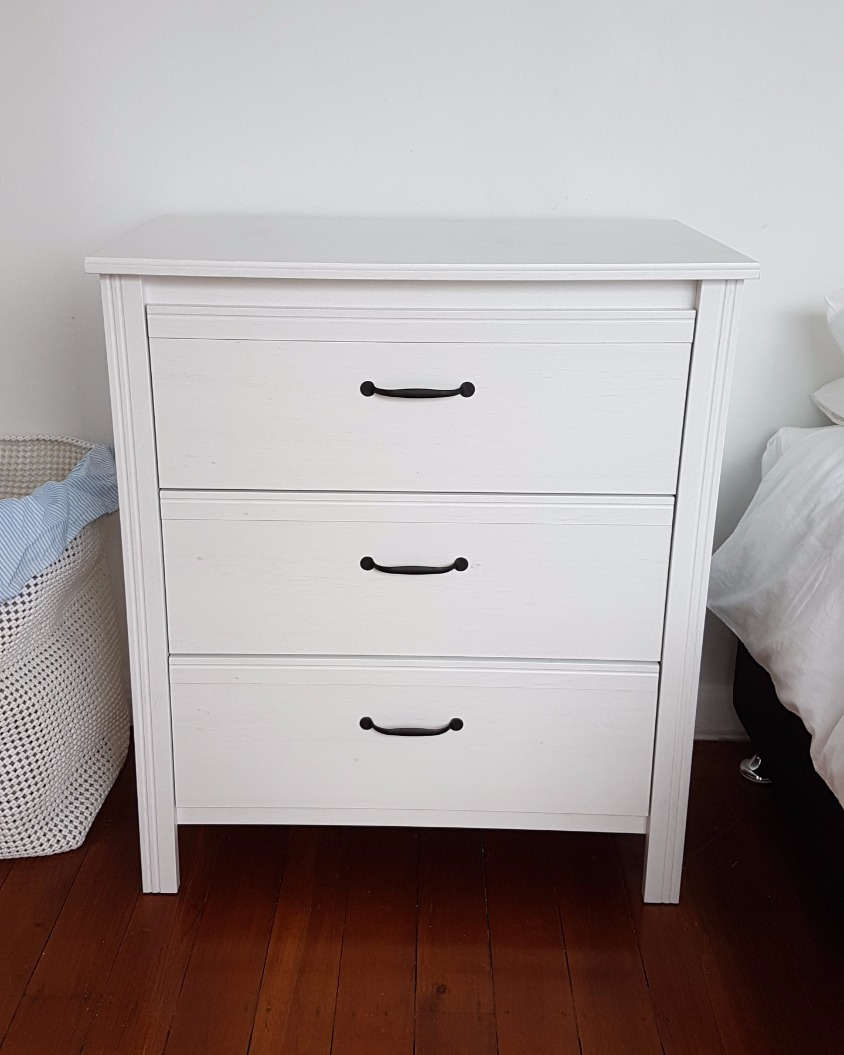 Chest Of Drawers Assembly