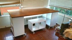 Custom Sewing Table