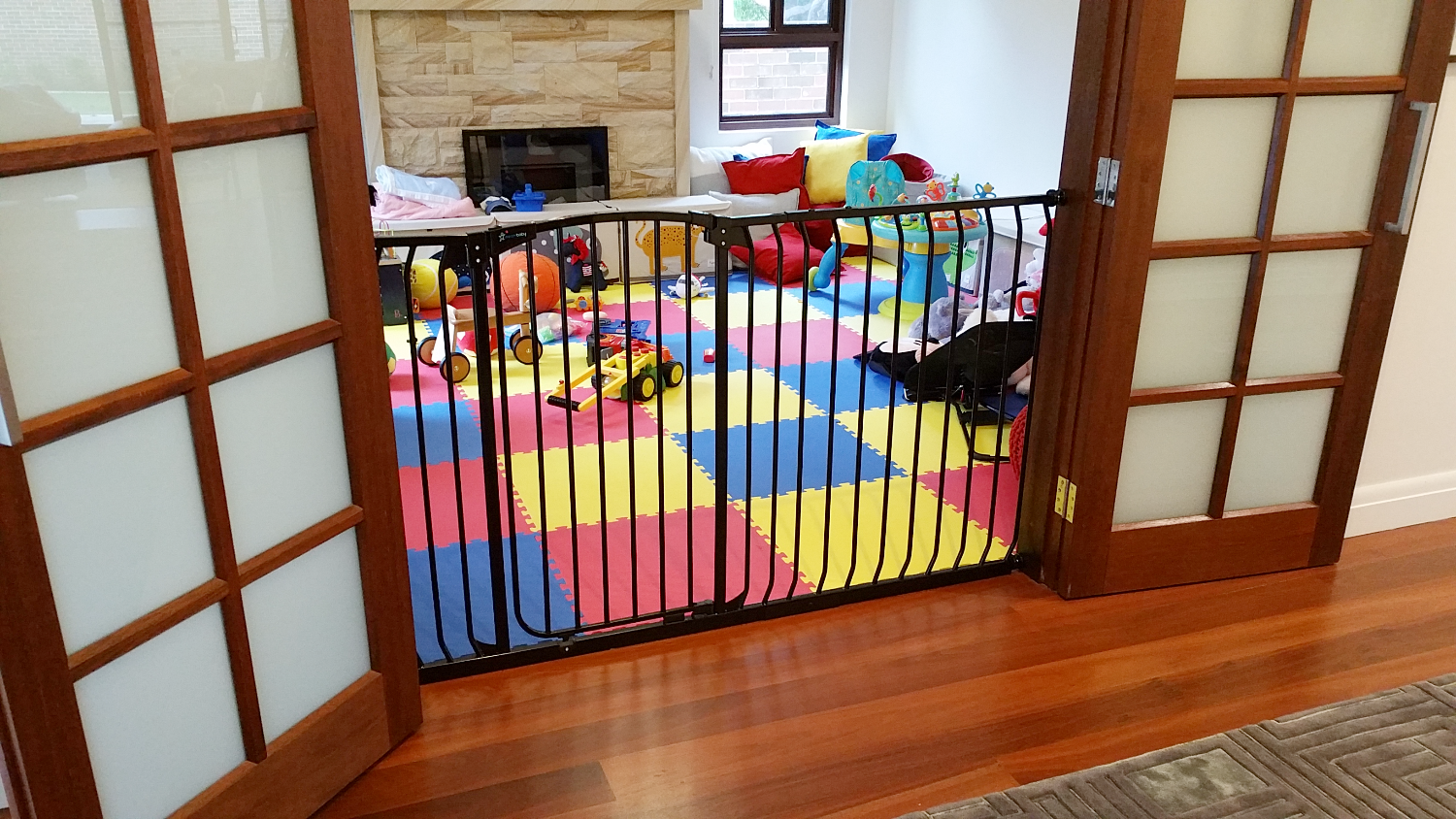 Baby Safety Gate Installation