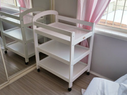 Baby Change Table Assembly