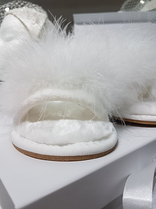Slippers (size 6 only)