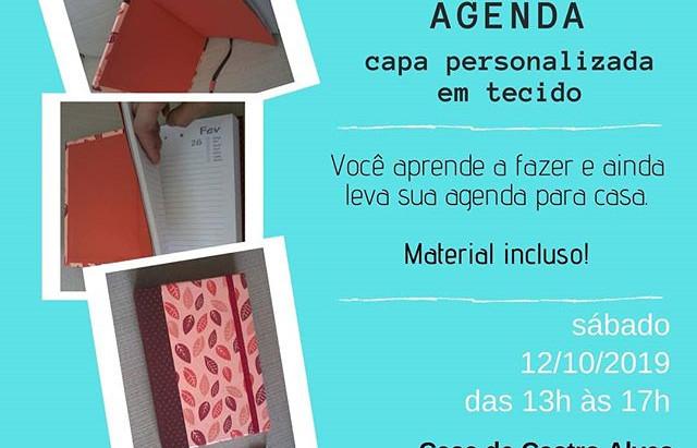 Mais uma oficina em Salvador, na Casa de Castro Alves