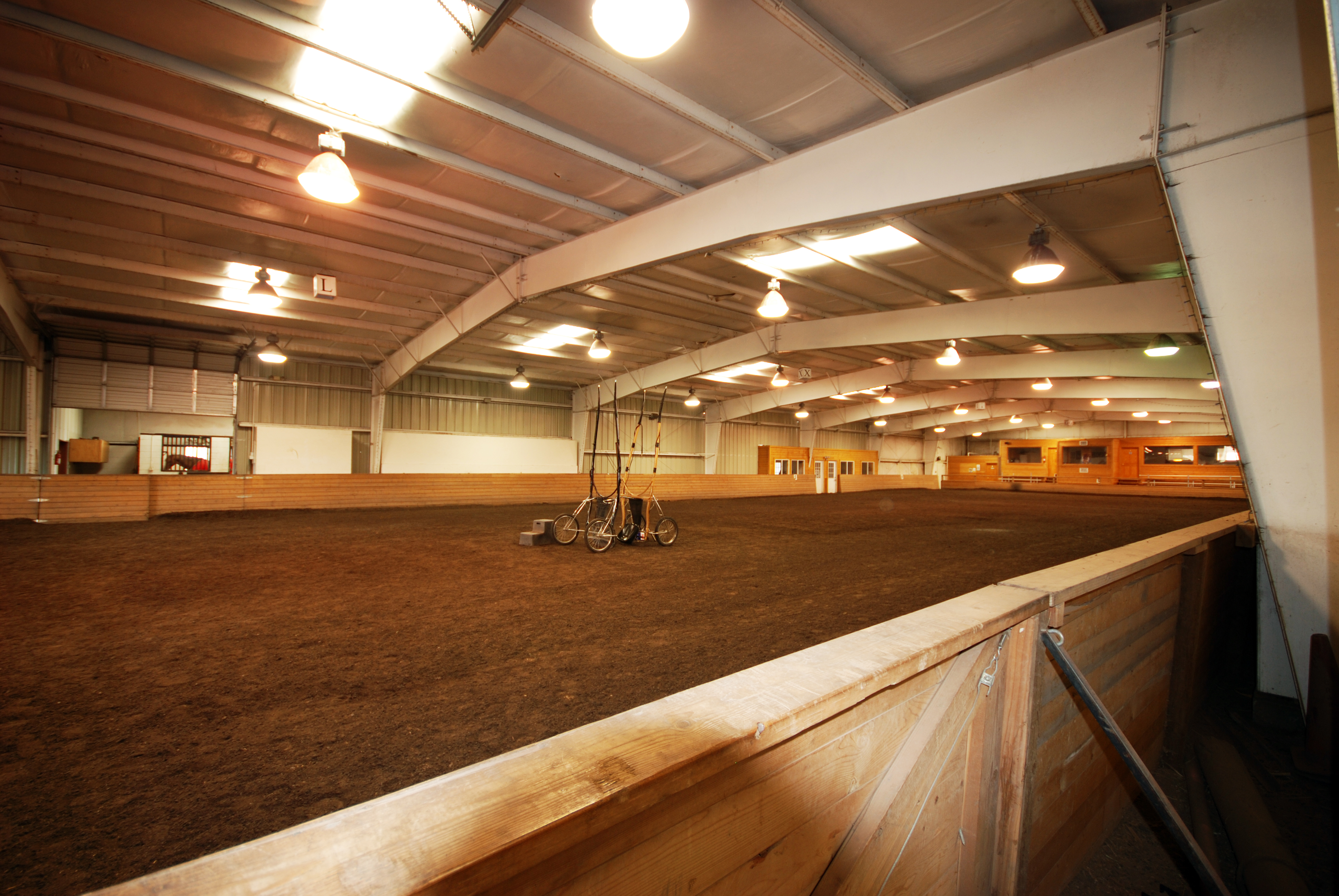 Elizabeth Indoor Equestrian Arena